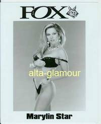 ORIGINAL PHOTOGRAPH -- MARILYN STAR -- FOX PRESS PHOTO by (Photographic Nudes) - 1970 - from Alta-Glamour Inc. (SKU: 42501)