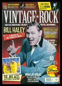 VINTAGE ROCK - Issue 17 - May June 2015