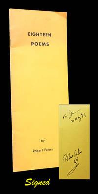 Eighteen  Poems by Robert Peters