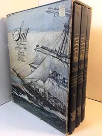 Sail, the romance of the clipper ships