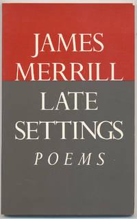 Late Settings: Poems