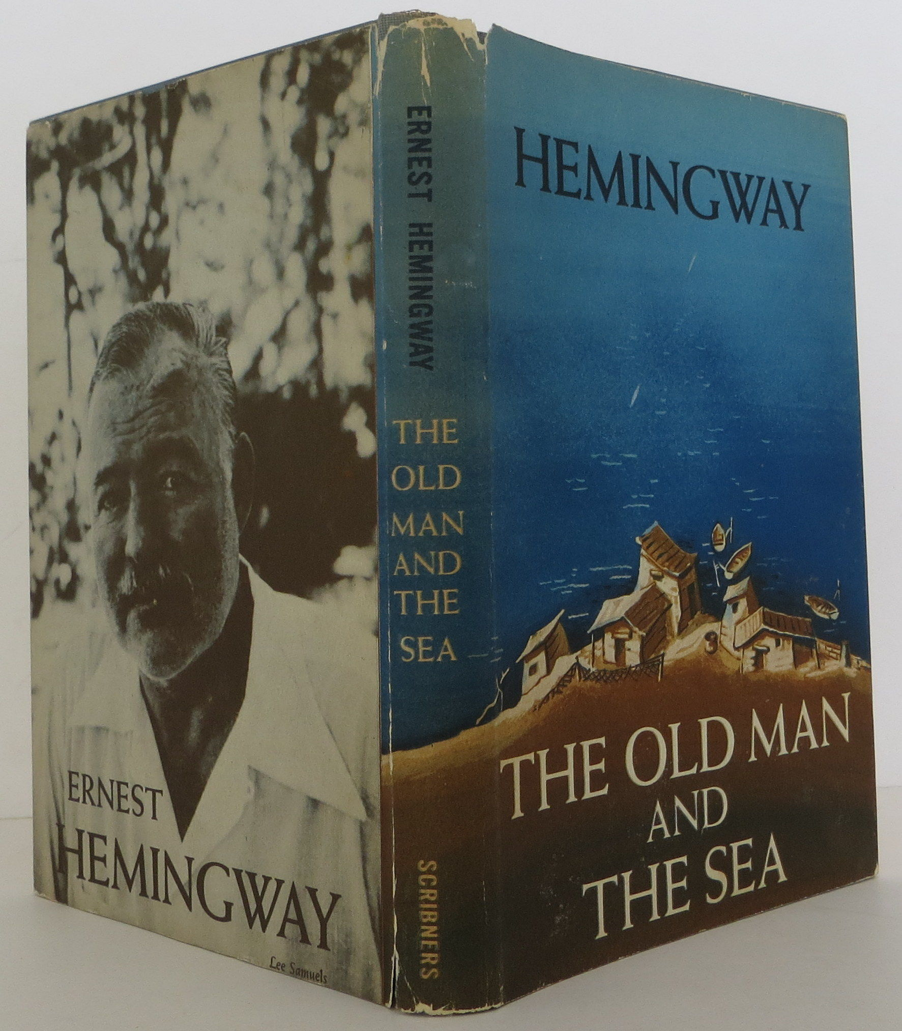 interpreting old man and the sea by ernest hemingway The old man and the sea by ernest hemingway  hence the title the old man and the sea, not the old man and his shack, or the old man and the fishing village .