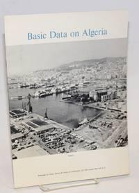 Basic data on Algeria