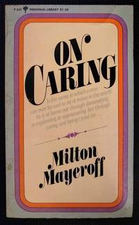On Caring (Perennial Library)
