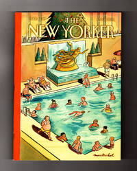 The New Yorker - January 11, 2016. Marcellus Hall Cover; Anne Carson Fiction; Saudi Arabian Female Attorneys; Rock-Climbing Prodigy; Simon Rich Humor, 'Day of Judgment'; Studio Head Re-invents Hollywood; Whitney Museum Conservation