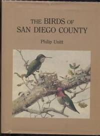 The Birds of San Diego County