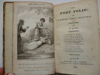image of The Port Folio; or, a School Girl's Selection. By a Lady