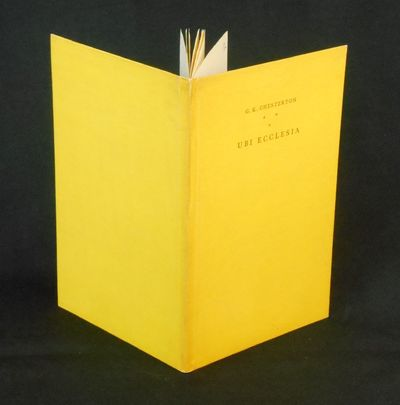 London: Faber & Faber Ltd, 1929. Limited Edition. Hardcover. Near fine. Murphy, Diana. No. 128 of 40...