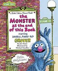 image of The Monster at the End of this Book (Little Golden Board Book)