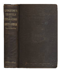 Livingstone's Travels and Researches in South Africa by  David Liviginstone - First Edition - 1859 - from Popeks Books, IOBA and Biblio.com