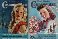 HEARST'S INTERNATIONAL COMBINED WITH COSMOPOLITAN (2 ISSUES, MARCH & MAY  1939)