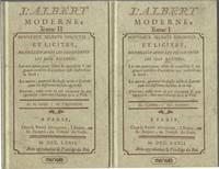 L'Albert Moderne ou Nouveaux Secrets éprouvés et licites recueillis...