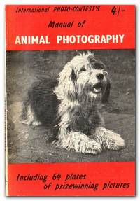 image of Manual Of Animal Photography