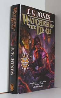 Watcher of the Dead - Sword of Shadows Book 4 by  J. V Jones - 1st Edition 1st Printing - 2010 - from Durdles Books (IOBA) (SKU: 000590)