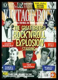 VINTAGE ROCK - Issue 23 - May June 2016