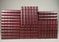 image of [Works - 31 Volumes] Autobiography; Doctor Thorne; The Warden; Framely Parsonage; Small House at Allington; The Last Chronicle of Barset; The Duke's Children; The Prime Minister; Barchester Towers; Orley Farm; Eustace Diamonds; Phineas Redux; Can You Forgive Her