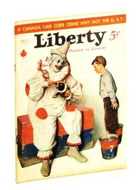 Liberty Magazine, May 27, 1933, Vol. 10, No. 21: Anti-Hitler Editorial / Private Life of Marie Dressler