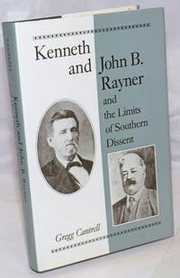 image of Kenneth and John B. Rayner and the limits of southern dissent