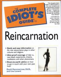 image of THE COMPLETE IDIOT'S GUIDE TO REINCARNATION