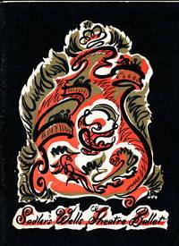 SADLER'S WELLS THEATRE BALLET.  1951-1952 Tour, United States and Canada. Souvenir Book