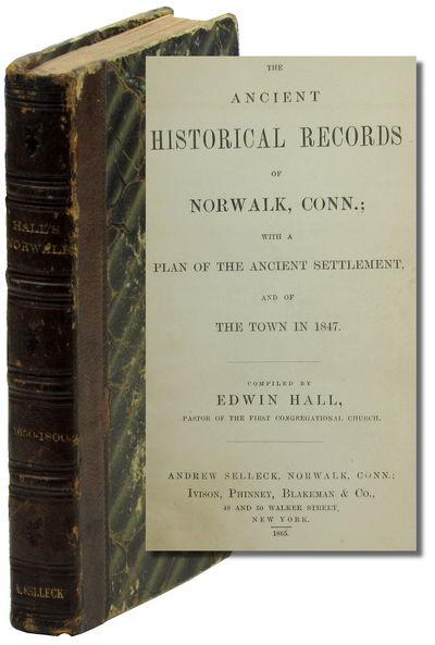 Norwalk/ NY: Andrew Selleck/ Ivison, Phinney, Blakeman and Company, 1865. Hardcover. Very good. Seco...