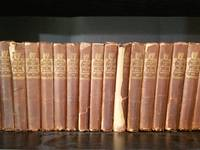 TALES AND NOVELS by Maria Edgeworth. In eighteen volumes (Vols. 1-8, 14-16)