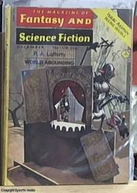 image of Fantasy and Science Fiction; Volume 41 Number 6, December 1971