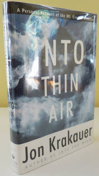 Into Thin Air (Review Copy); A Personal Account of the Mount Everest Disaster