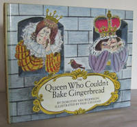 The Queen who couldn't bake gingerbread : an adaptation of a German folk Tale