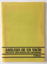 image of Análisis de un vacío: cincuenta años después del trotskismo