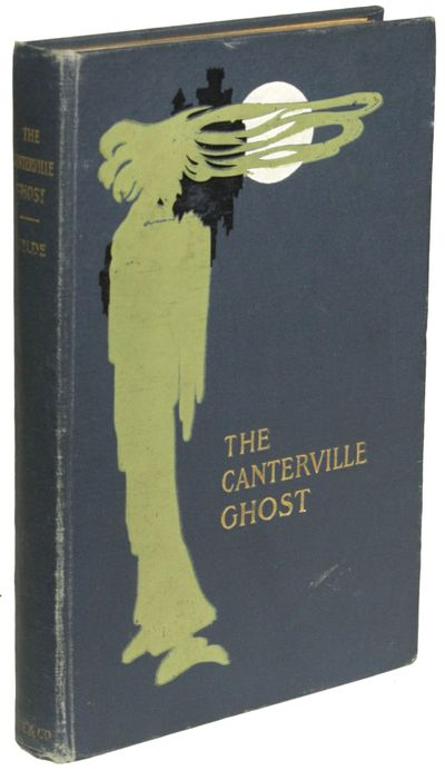 THE CANTERVILLE GHOST ..