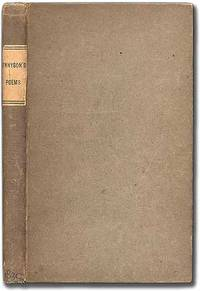 London: Effingham Wilson, 1830. Hardcover. Very Good. First edition, mixed state. Probably later pap...