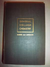General College Chemistry