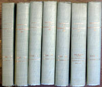 image of The Statute Law of The Bahama Islands 1799-1965 in force on 1st April 1965 (Revised Edition) 6 volumes plus Supplementary volume