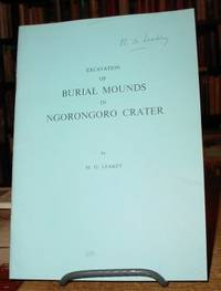 Excavation of Burial Mounds in Ngorongo Crater