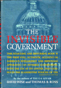 The Invisible Government by David Wise and Thomas B. Ross - 1964