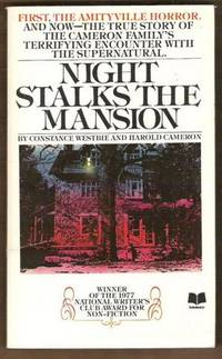 NIGHT STALKS THE MANSION