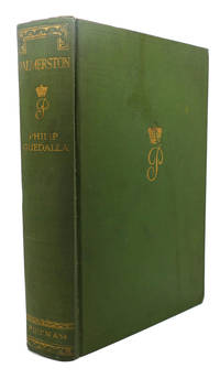 PALMERSTON 1784-1865 by Philip Guedalla - First Edition; First Printing - 1927 - from Rare Book Cellar (SKU: 90615)