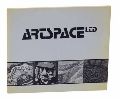 Milwaukee, WI: Artspace, 1977. First edition. Oblong softcover. Exhibition catalog for a show that r...