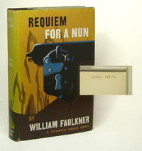 REQUIEM FOR A NUN. Signed