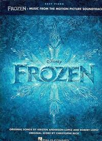 Frozen: Music from the Motion Picture Soundtrack (Paperback)