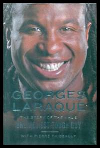 image of GEORGES LARAQUE - The Story of the NHL's Unlikeliest Tough Guy