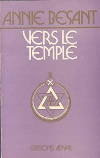Vers le Temple - Huitième édition, Traduit de l'anglais