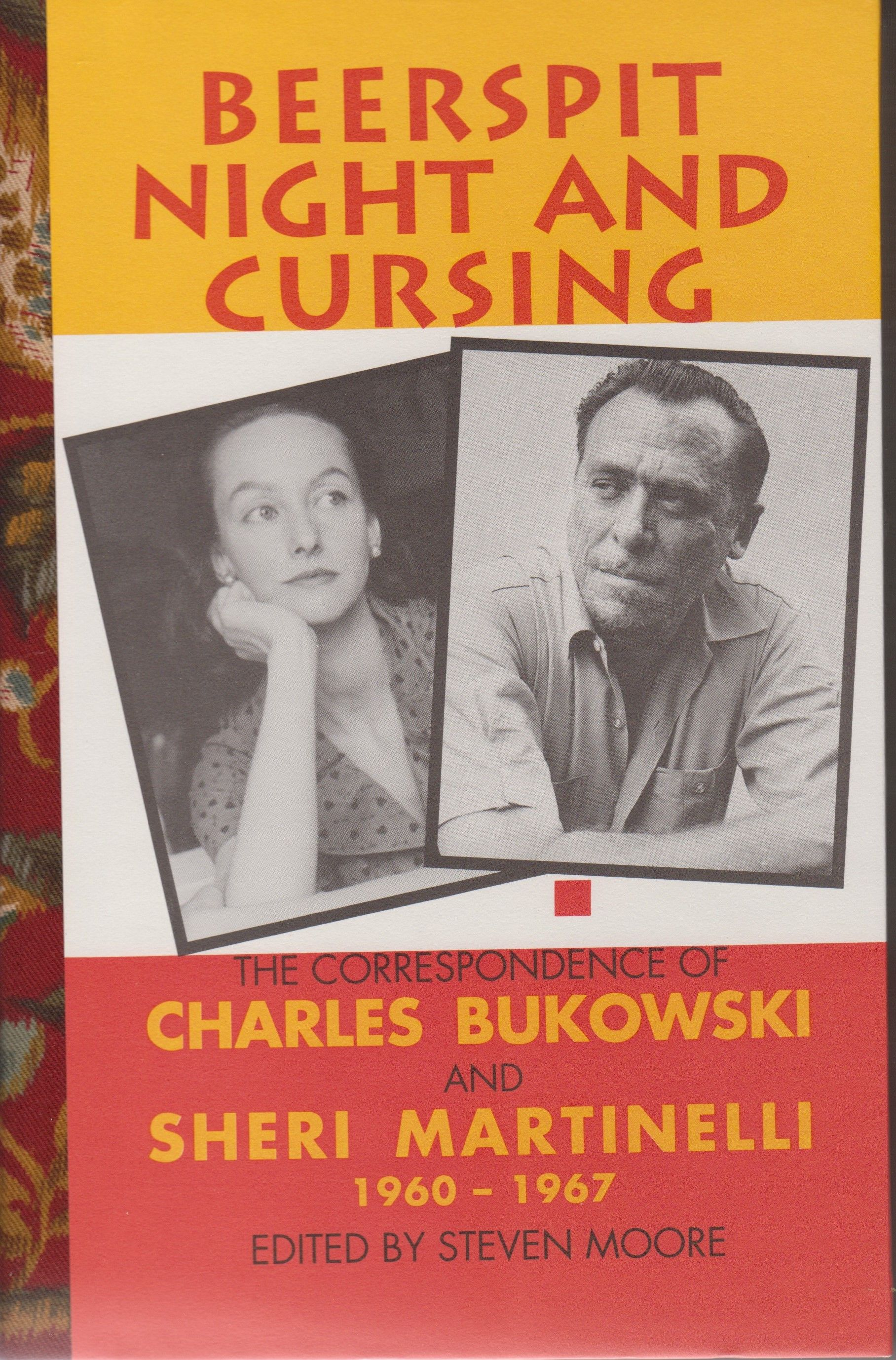 Beerspit Night And Cursing By Bukowski Charles 2001 border=