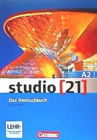 Studio [21] A2.1. Libro de curso + ebook
