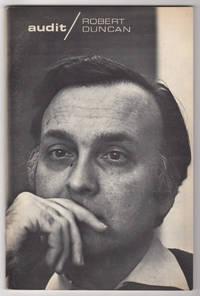 Audit/Poetry, Volume 4, Number 3 (1967) - Robert Duncan issue