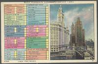 BUSY PERSON'S CORRESPONDENCE CARD, CHICAGO, ILLINOIS by Postcard - N.D.