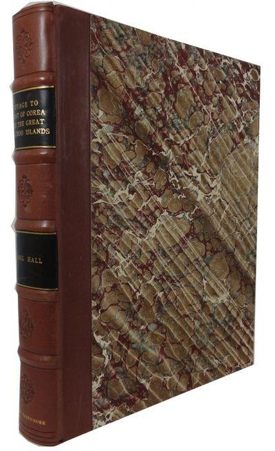 London: John Murray, 1818. 1st ed. Hardcover. Very Good. 9 aquatint plates (8 hand-colored, includin...