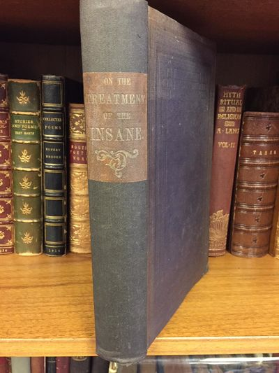 London: Smith, Elder & Co, 1856. First edition. Octavo in dark brown embossed hardcovers with vinyl ...
