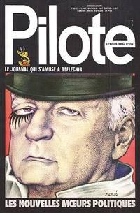 PILOTE Magazine 704 3rd Issue 1973